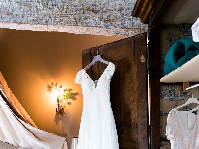 Le mariage de Cédric et Elsa à Martillac, Gironde 3