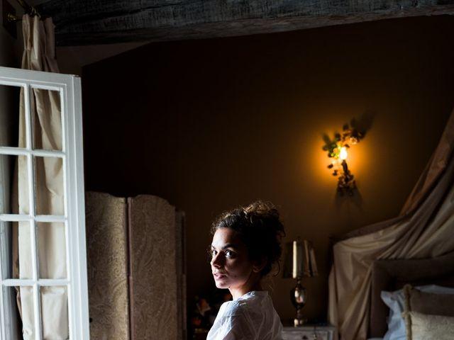 Le mariage de Cédric et Elsa à Martillac, Gironde 4