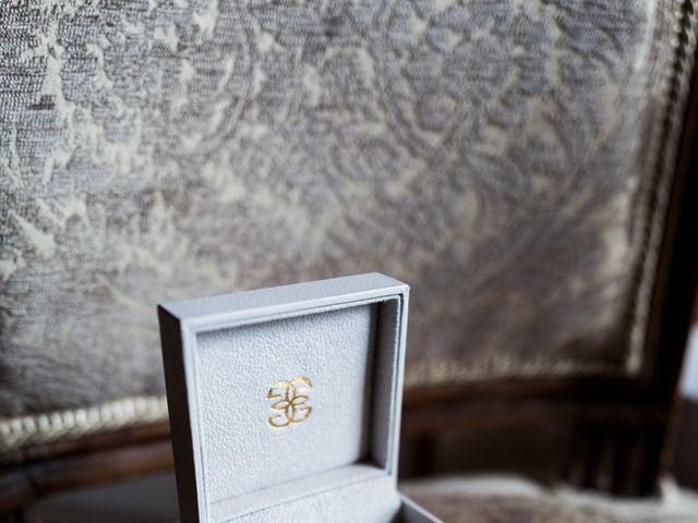 Le mariage de Cédric et Elsa à Martillac, Gironde 5