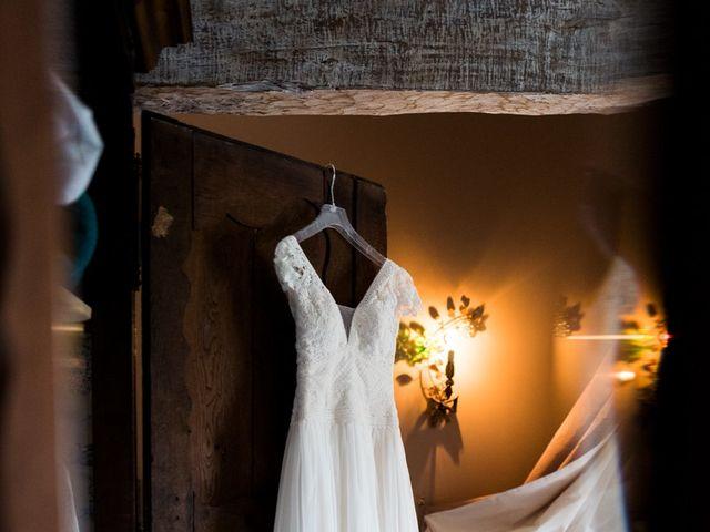 Le mariage de Cédric et Elsa à Martillac, Gironde 8