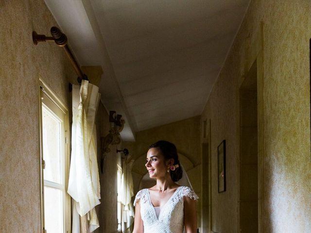 Le mariage de Cédric et Elsa à Martillac, Gironde 20