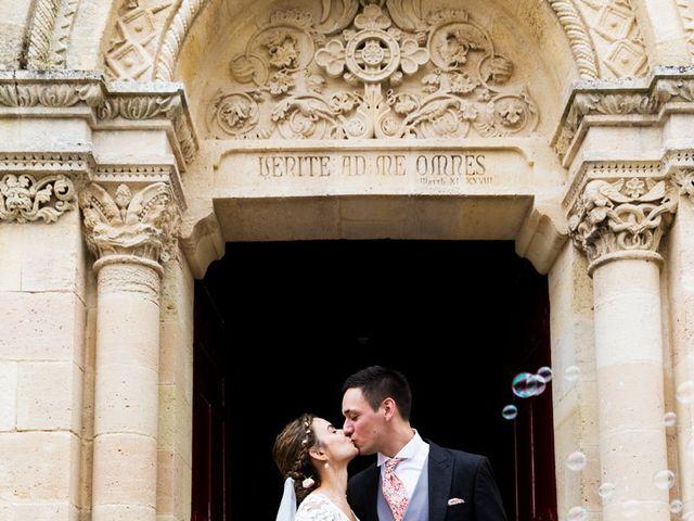Le mariage de Cédric et Elsa à Martillac, Gironde 21