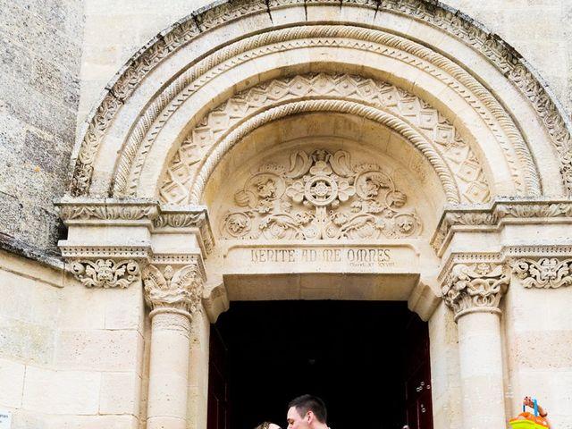 Le mariage de Cédric et Elsa à Martillac, Gironde 22