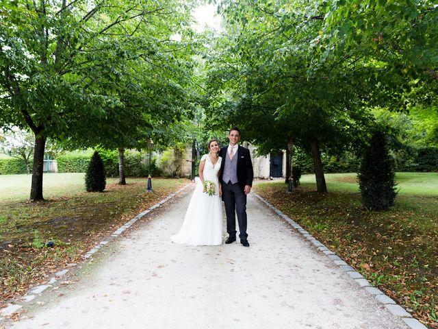 Le mariage de Cédric et Elsa à Martillac, Gironde 24