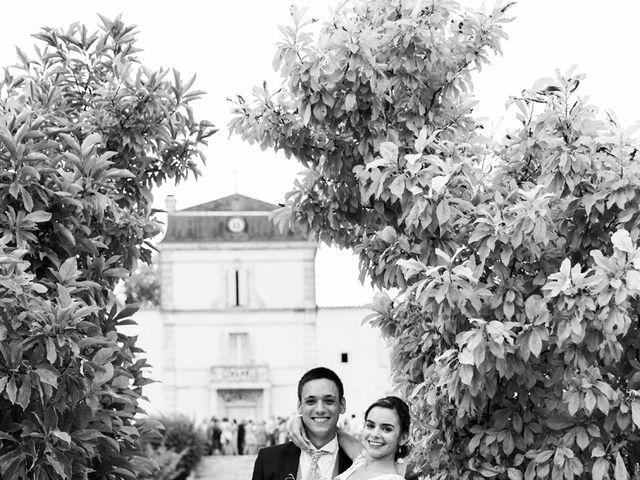 Le mariage de Cédric et Elsa à Martillac, Gironde 27