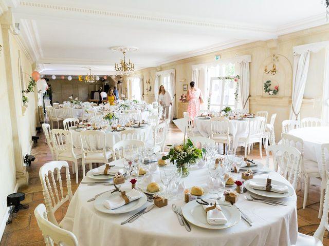 Le mariage de Cédric et Elsa à Martillac, Gironde 28