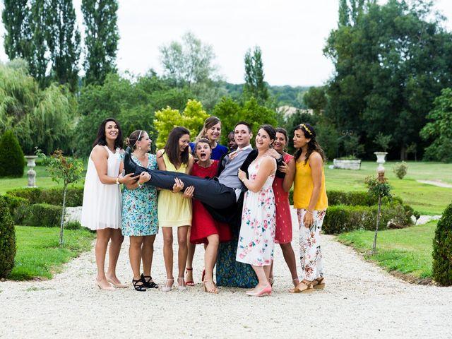 Le mariage de Cédric et Elsa à Martillac, Gironde 29