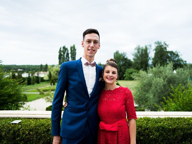 Le mariage de Cédric et Elsa à Martillac, Gironde 31