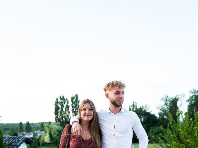 Le mariage de Cédric et Elsa à Martillac, Gironde 41