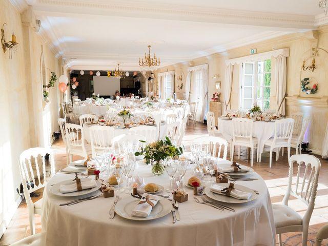 Le mariage de Cédric et Elsa à Martillac, Gironde 42