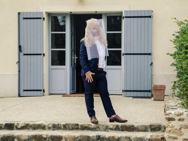 Le mariage de Pathana et Émilie à Le Perray-en-Yvelines, Yvelines 35