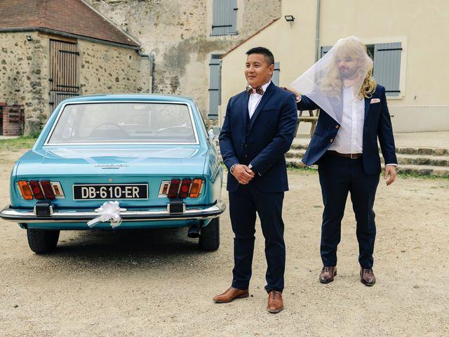 Le mariage de Pathana et Émilie à Le Perray-en-Yvelines, Yvelines 36