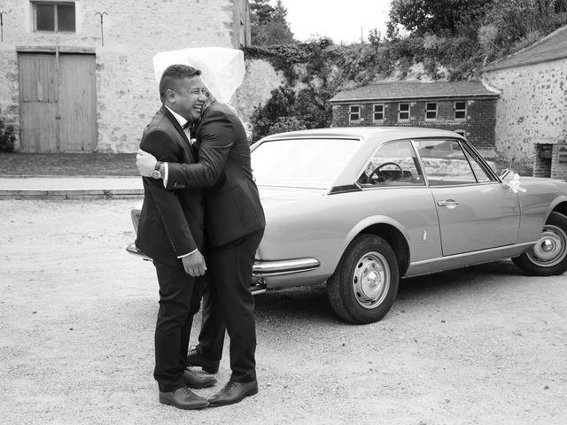 Le mariage de Pathana et Émilie à Le Perray-en-Yvelines, Yvelines 40