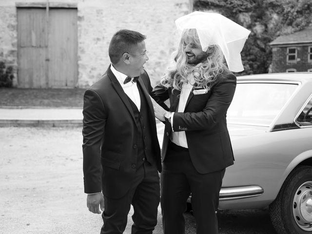 Le mariage de Pathana et Émilie à Le Perray-en-Yvelines, Yvelines 41