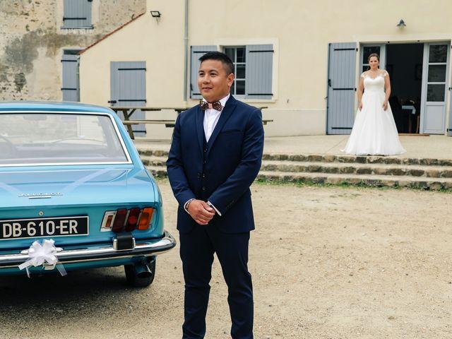 Le mariage de Pathana et Émilie à Le Perray-en-Yvelines, Yvelines 43