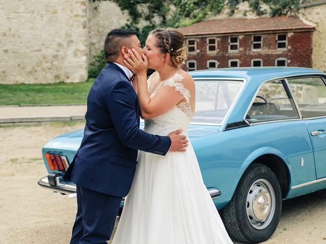 Le mariage de Pathana et Émilie à Le Perray-en-Yvelines, Yvelines 47