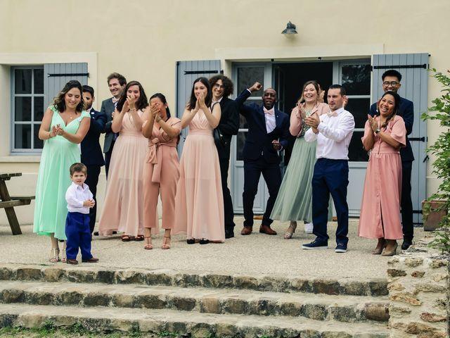 Le mariage de Pathana et Émilie à Le Perray-en-Yvelines, Yvelines 48