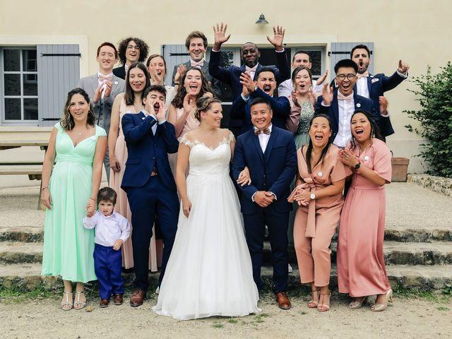 Le mariage de Pathana et Émilie à Le Perray-en-Yvelines, Yvelines 49
