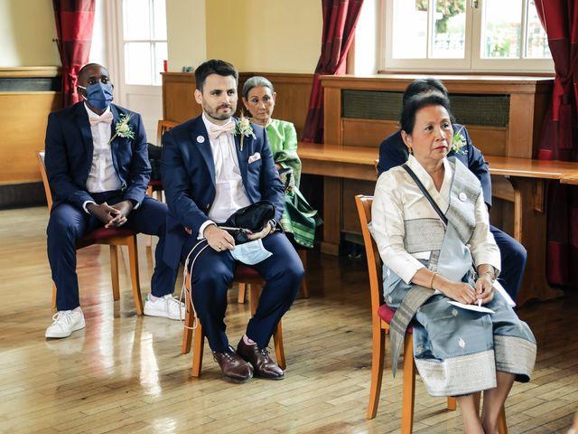 Le mariage de Pathana et Émilie à Le Perray-en-Yvelines, Yvelines 58