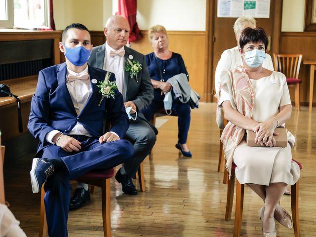 Le mariage de Pathana et Émilie à Le Perray-en-Yvelines, Yvelines 59