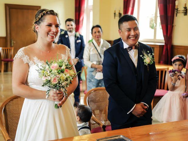 Le mariage de Pathana et Émilie à Le Perray-en-Yvelines, Yvelines 60