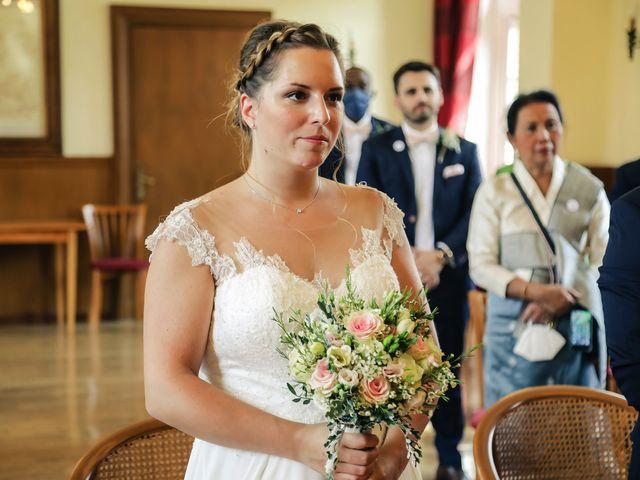 Le mariage de Pathana et Émilie à Le Perray-en-Yvelines, Yvelines 63