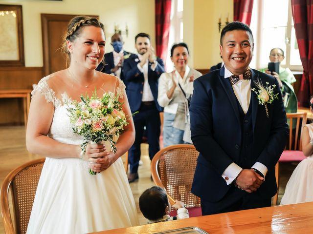 Le mariage de Pathana et Émilie à Le Perray-en-Yvelines, Yvelines 66