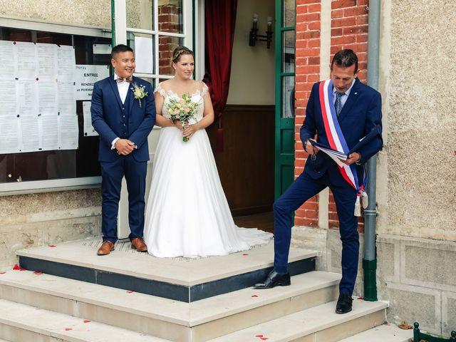 Le mariage de Pathana et Émilie à Le Perray-en-Yvelines, Yvelines 70