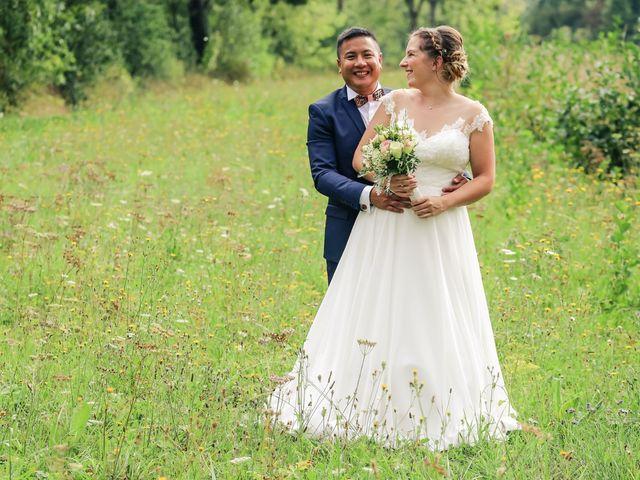 Le mariage de Pathana et Émilie à Le Perray-en-Yvelines, Yvelines 77