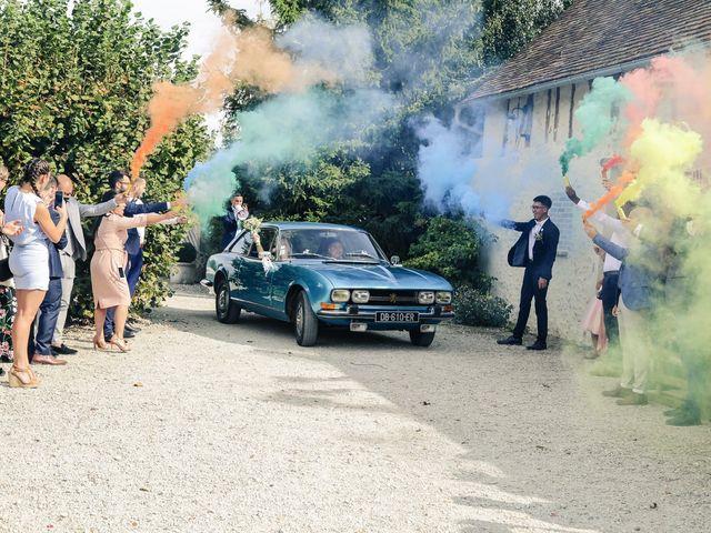 Le mariage de Pathana et Émilie à Le Perray-en-Yvelines, Yvelines 92