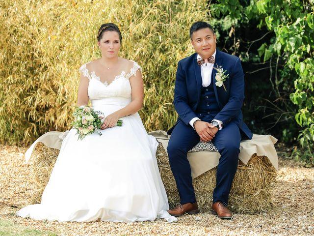 Le mariage de Pathana et Émilie à Le Perray-en-Yvelines, Yvelines 107