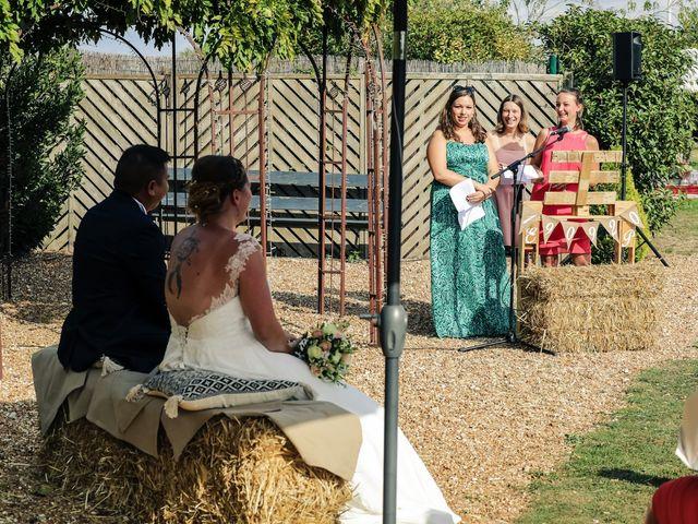 Le mariage de Pathana et Émilie à Le Perray-en-Yvelines, Yvelines 109