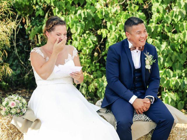 Le mariage de Pathana et Émilie à Le Perray-en-Yvelines, Yvelines 114