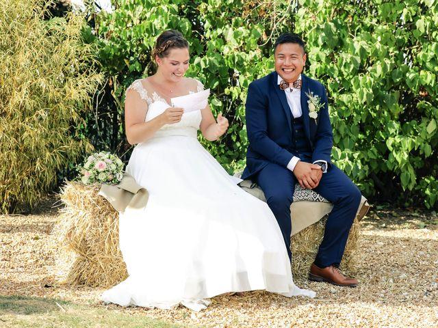 Le mariage de Pathana et Émilie à Le Perray-en-Yvelines, Yvelines 115