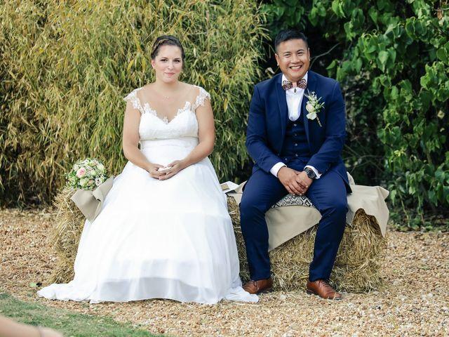 Le mariage de Pathana et Émilie à Le Perray-en-Yvelines, Yvelines 123
