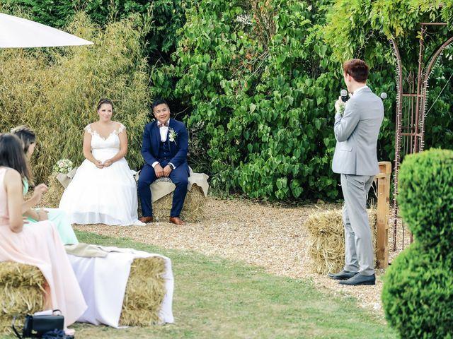 Le mariage de Pathana et Émilie à Le Perray-en-Yvelines, Yvelines 124