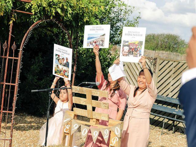 Le mariage de Pathana et Émilie à Le Perray-en-Yvelines, Yvelines 132