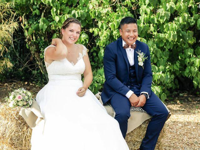 Le mariage de Pathana et Émilie à Le Perray-en-Yvelines, Yvelines 133