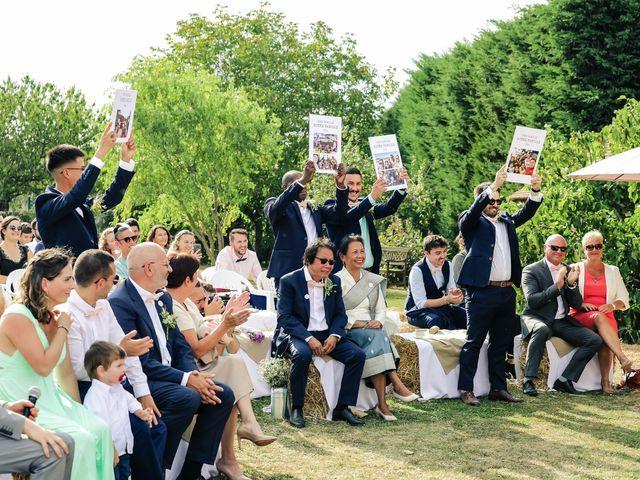 Le mariage de Pathana et Émilie à Le Perray-en-Yvelines, Yvelines 134