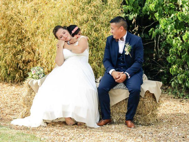 Le mariage de Pathana et Émilie à Le Perray-en-Yvelines, Yvelines 135