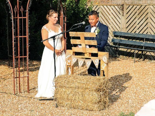 Le mariage de Pathana et Émilie à Le Perray-en-Yvelines, Yvelines 136