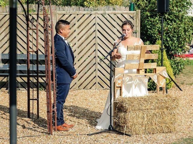 Le mariage de Pathana et Émilie à Le Perray-en-Yvelines, Yvelines 140