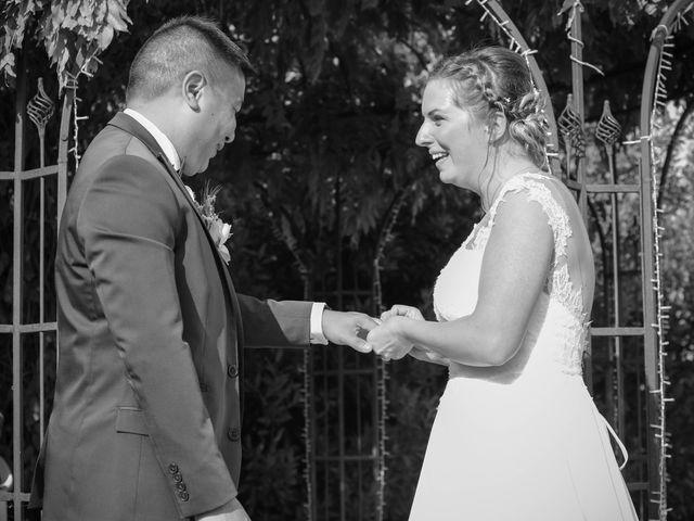 Le mariage de Pathana et Émilie à Le Perray-en-Yvelines, Yvelines 143