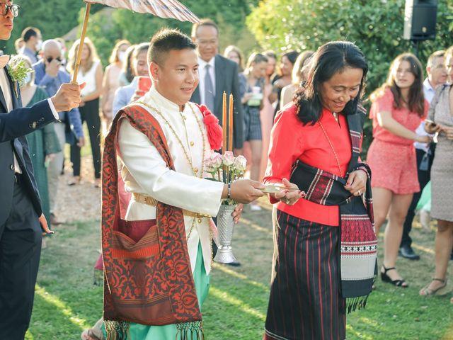Le mariage de Pathana et Émilie à Le Perray-en-Yvelines, Yvelines 167