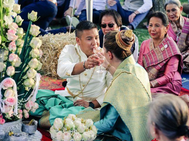 Le mariage de Pathana et Émilie à Le Perray-en-Yvelines, Yvelines 175