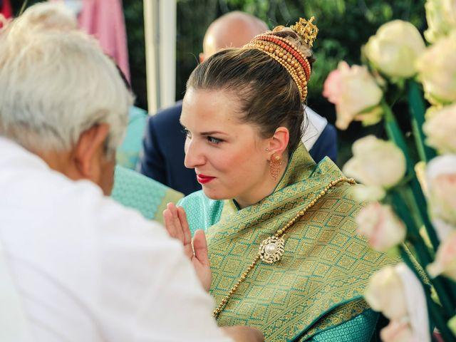 Le mariage de Pathana et Émilie à Le Perray-en-Yvelines, Yvelines 179