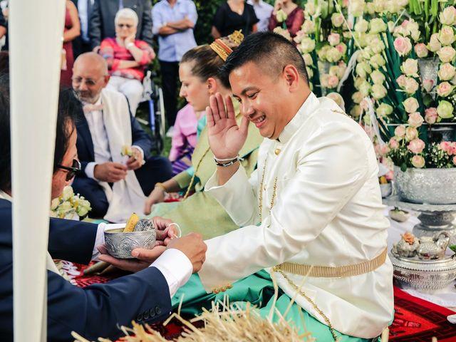Le mariage de Pathana et Émilie à Le Perray-en-Yvelines, Yvelines 184