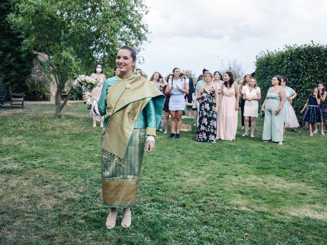 Le mariage de Pathana et Émilie à Le Perray-en-Yvelines, Yvelines 190