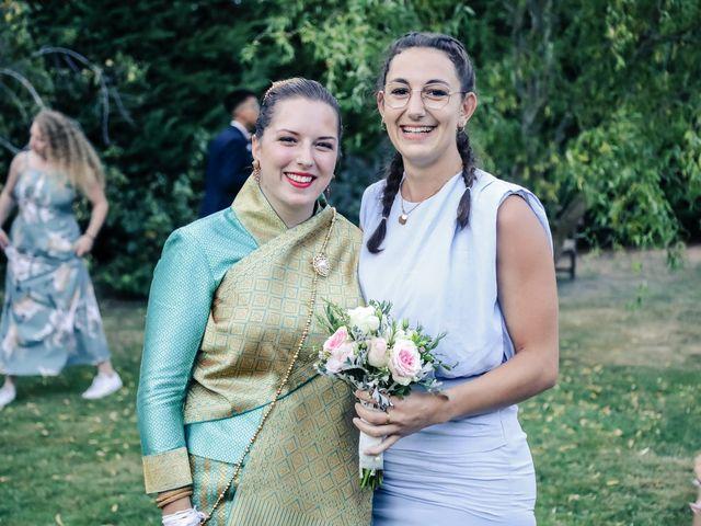 Le mariage de Pathana et Émilie à Le Perray-en-Yvelines, Yvelines 192
