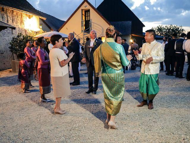 Le mariage de Pathana et Émilie à Le Perray-en-Yvelines, Yvelines 197